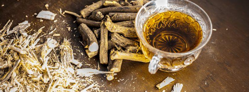 How to prepare liquorice liqueur