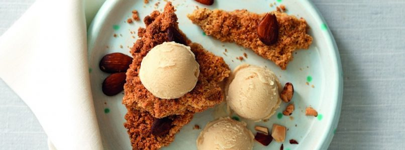 Ice cream on the plate: recipes for the summer