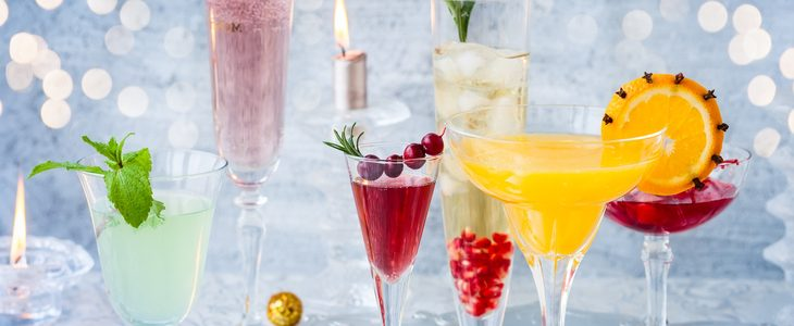 Ideas for the Christmas cocktail