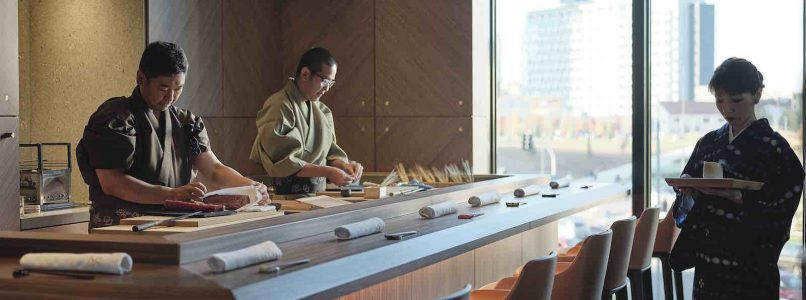 Iyo Aalto, the best sushi (and not only) above Milan