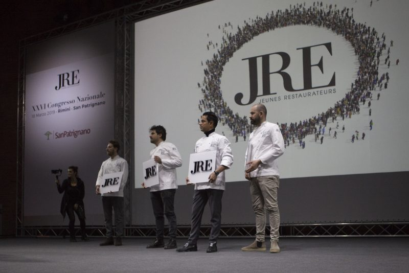 JRE Italia 2019 Congress at the San Patrignano Community of Rimini