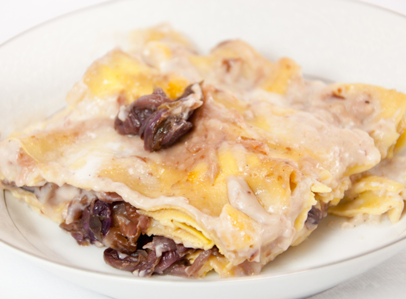 lasagne-radicchio-and-gorgonzola