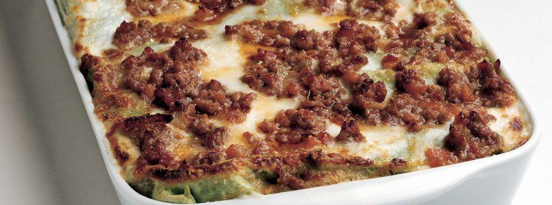 Lasagne alla bolognese recipe - Italian Cuisine