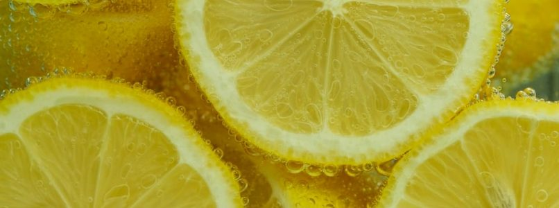 Lemon natural drug and ally of beauty