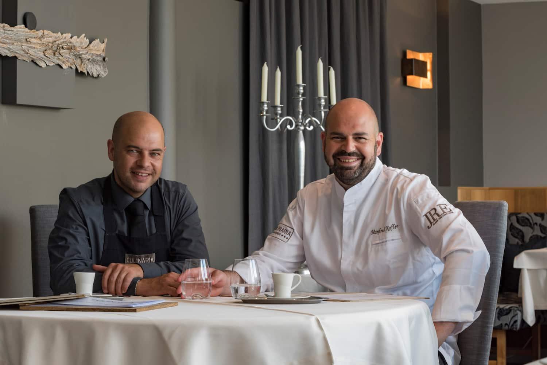 Manfred Kofler: Culinaria im Farmerkreuz