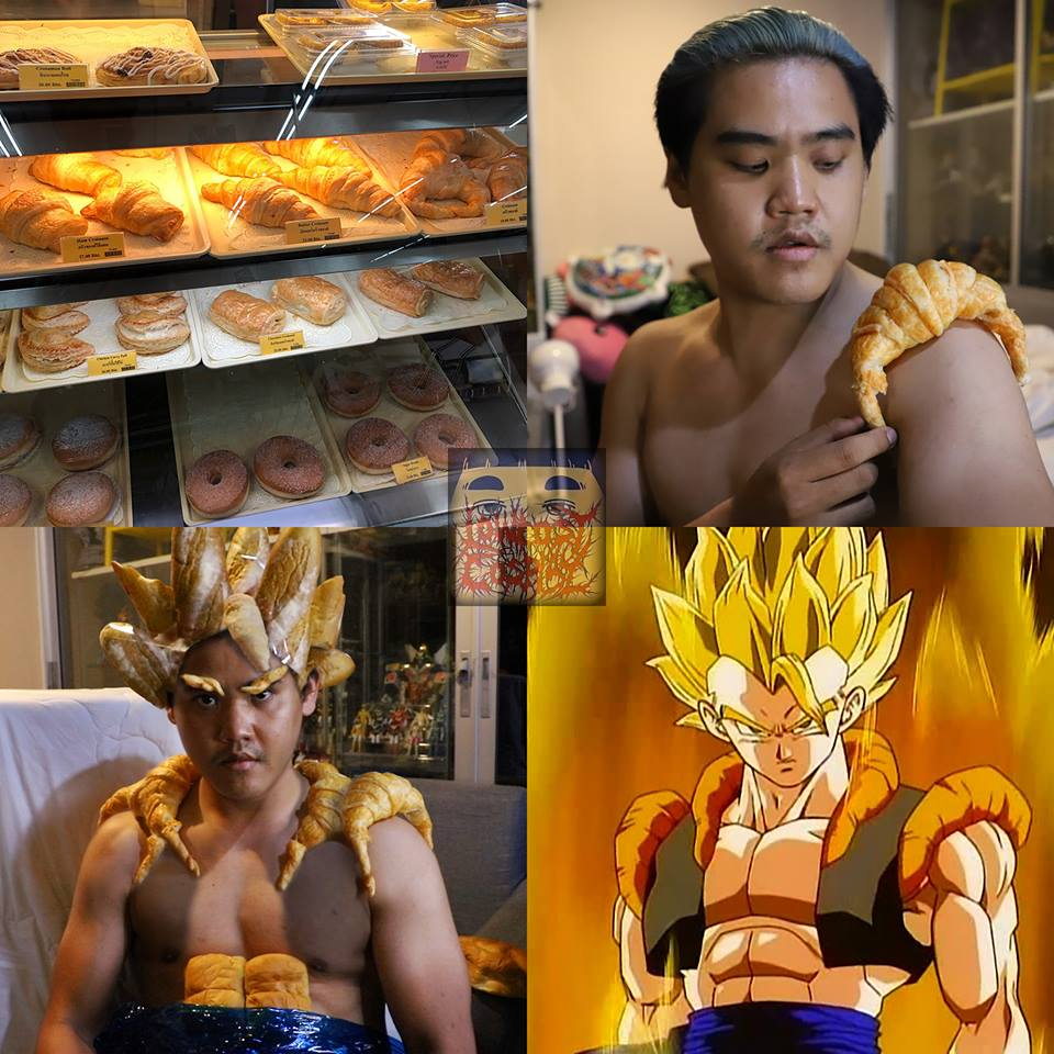 Dragon Ball - Lonelyman and Bakery
