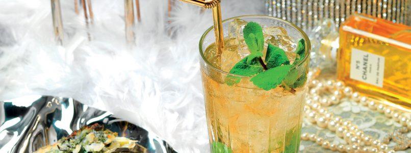 Mint Julep Cocktail Recipe - Italian Cuisine