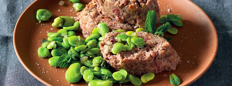Mixed meat loaf recipe