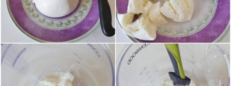 »Mozzarella Mousse - Misya Mozzarella Mousse Recipe