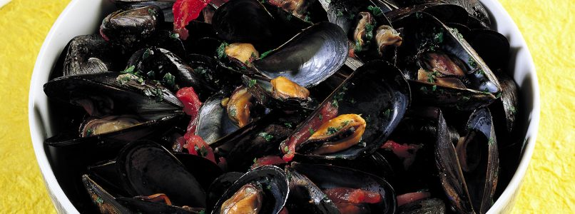 Mussel soup recipe, the scent of the sea on the plate