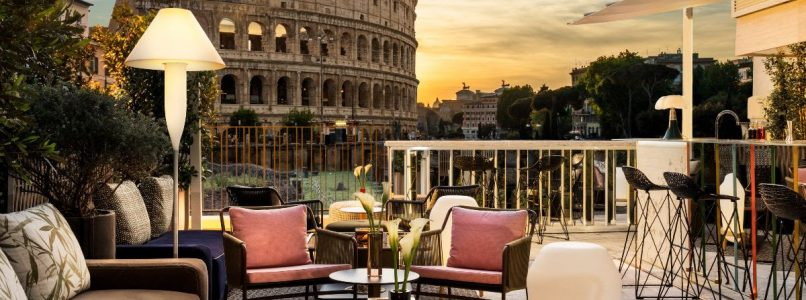 Open-air venues for an aperitif in Rome