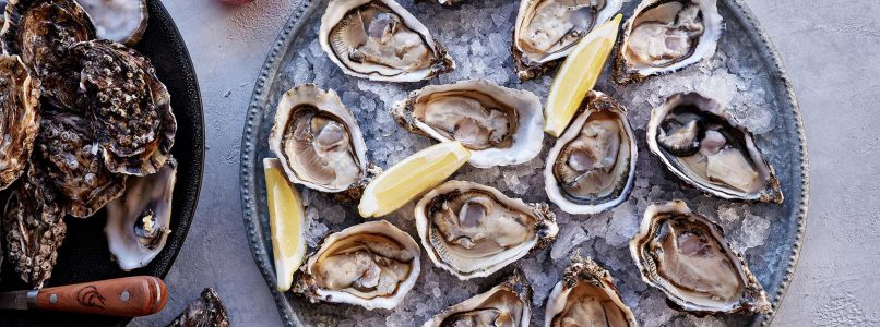 Oysters? Let's serve them with these sauces
