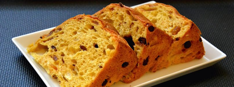 Panettone fai de te: practice with the Autumn Cloud