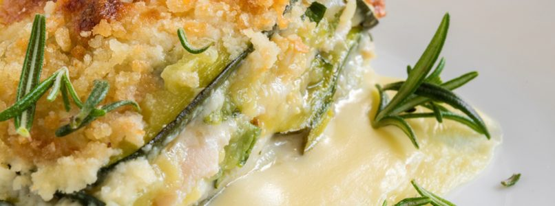 Parmigiana? Yes, but not only with aubergines!