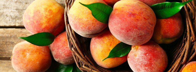 Peaches allied to beauty and well-being: that's why they do well