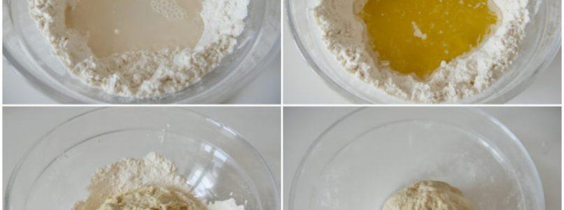 »Piadine in oil - Recipe Piadine in Misya oil