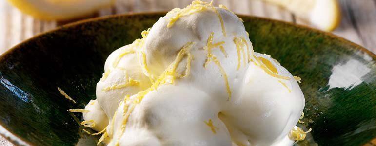 Profiteroles with Amalfi lemon: the Sal De Riso recipe