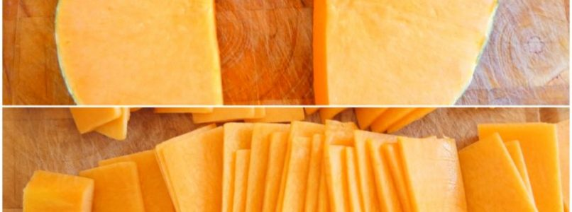»Pumpkin in oil - Misya's pumpkin in oil recipe