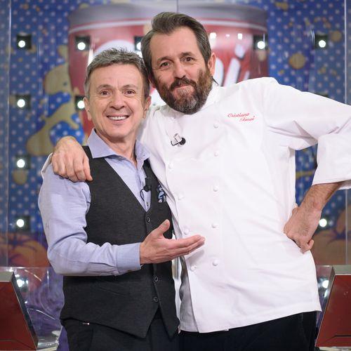 Pupo new kitchen tv program
