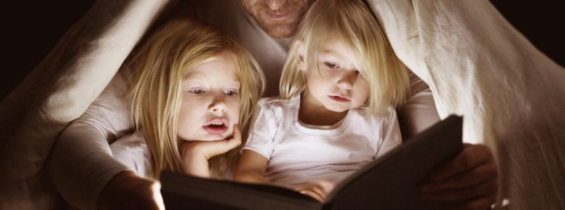 Reading fairy tales helps children fight fear