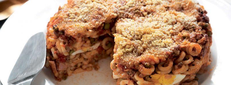 Recipe Anelletti al forno, a classic from Palermo