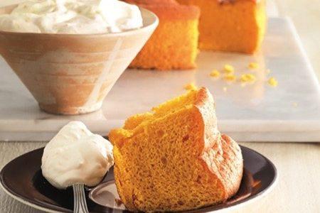 Recipe Carrot and yogurt cake