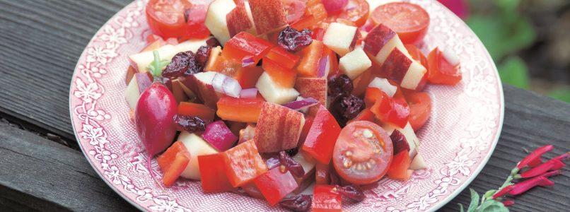 Red salad: Erin Gleeson's recipe