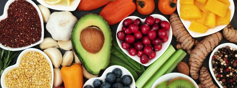 Return to work: fantastic vitamins and where to find them