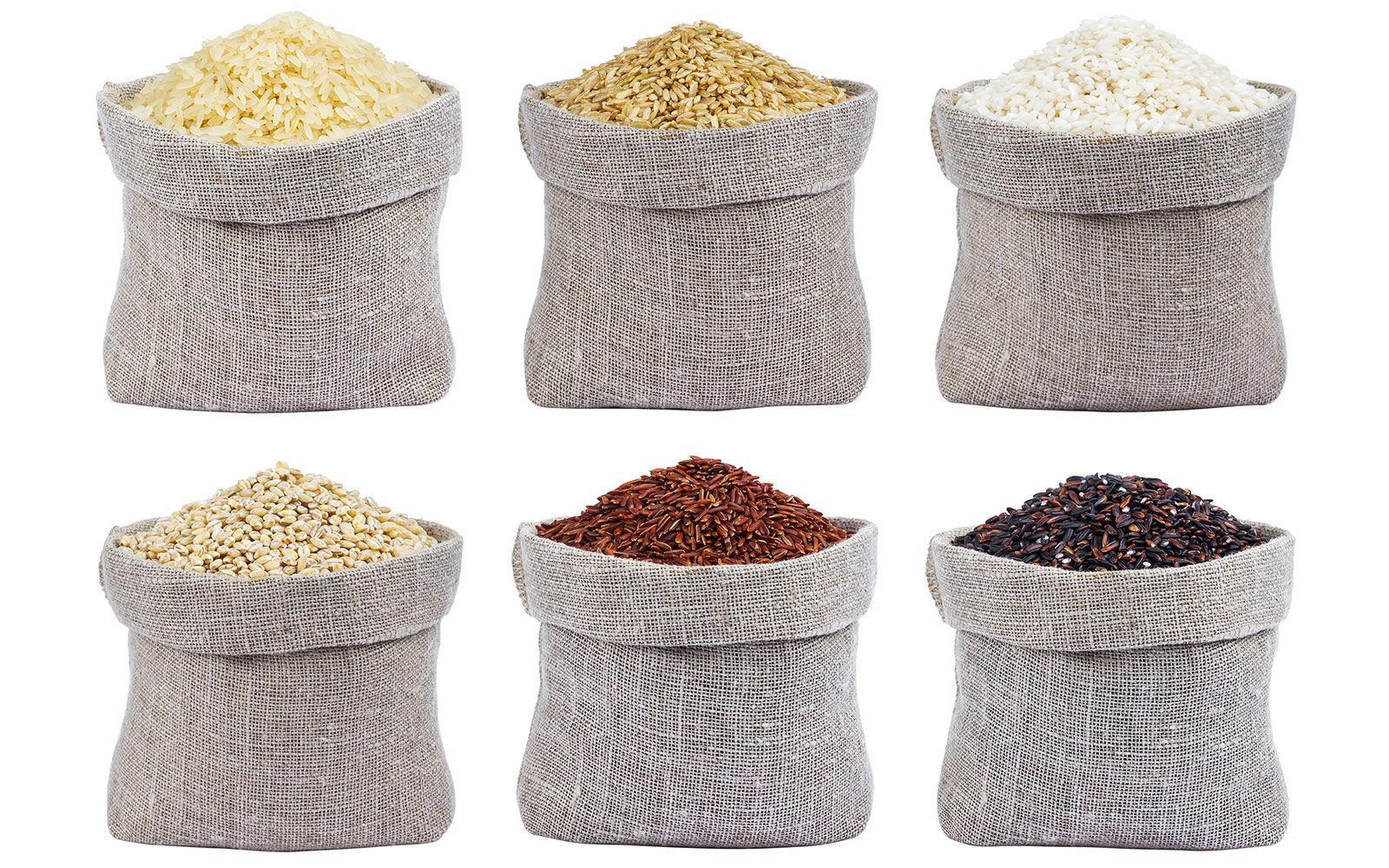 Rice: how many types do you know? Do you know how to use them in the kitchen?
