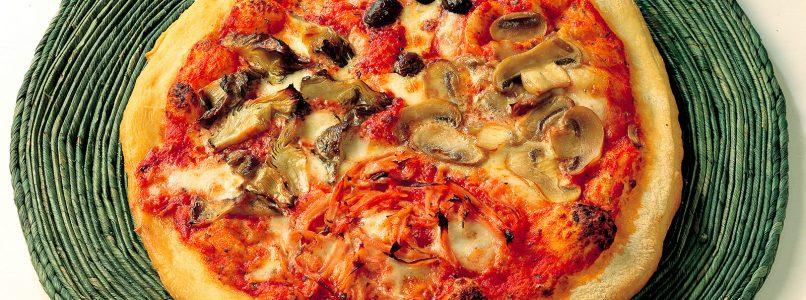 Rustic Pizza Recipe - Italian Cuisine