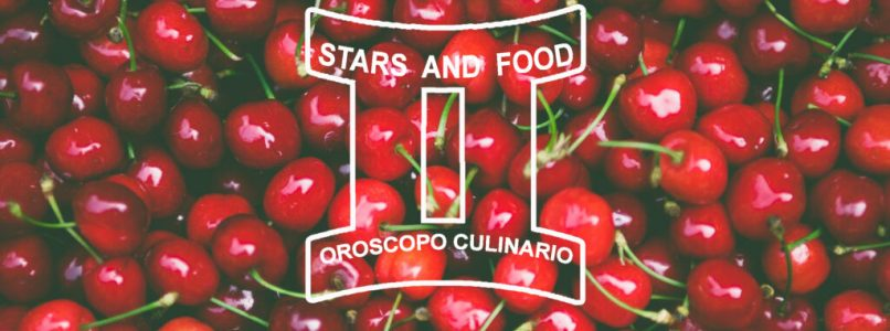 STARS AND FOOD - WEEK FROM 01 TO 07 JUNE - TWINS