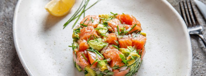 Salmon: which to choose for raw consumption without risk