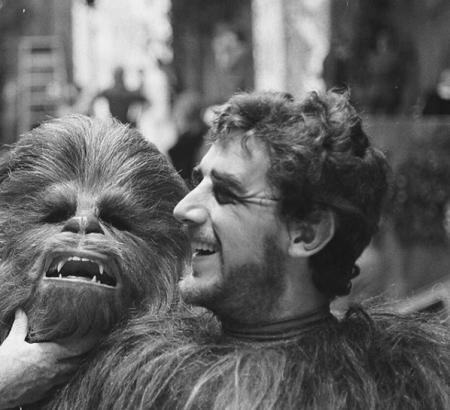 Star Wars: Chewbacca's Star Wars in the kitchen
