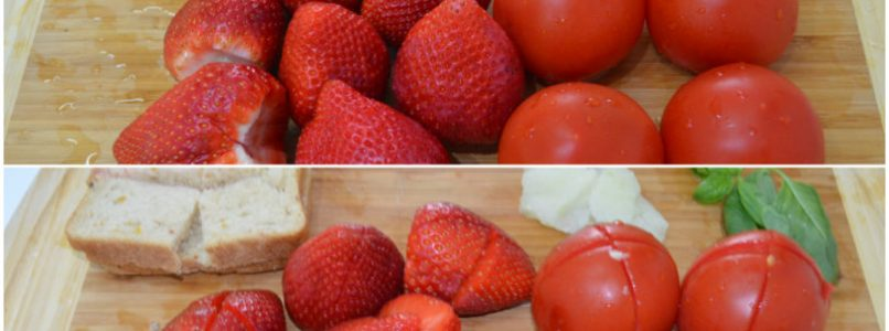 »Strawberry Gazpacho - Misya's Gazpacho Strawberry Recipe