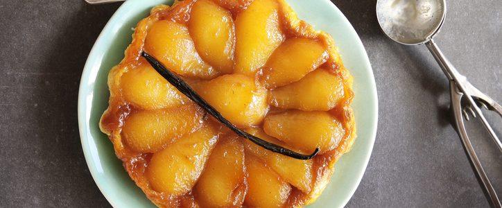 Tarte Tatin, not just apples: all-fruit recipes