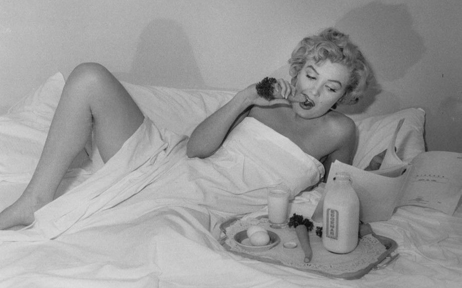 The appetizer that would drive Marilyn Monroe crazy