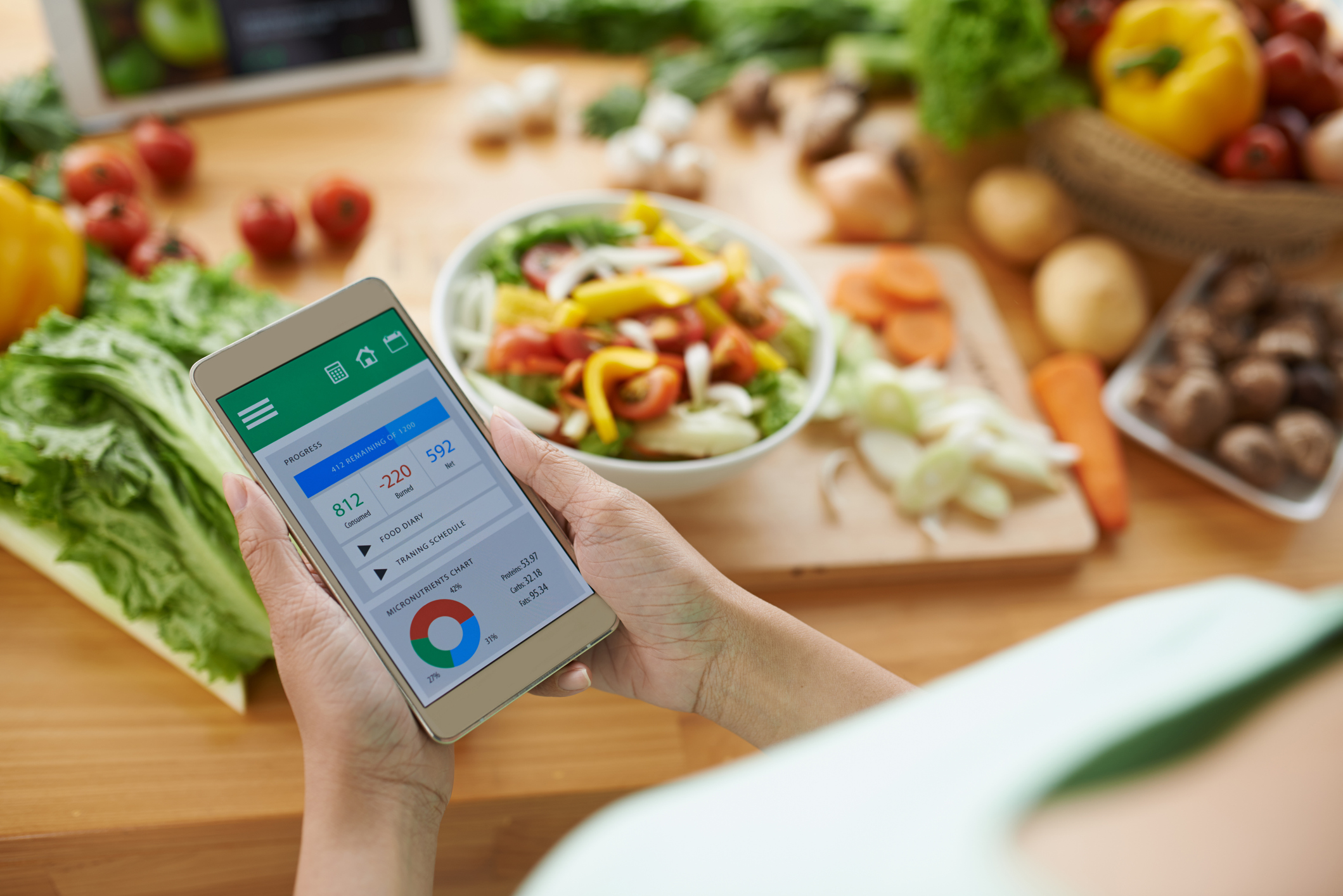The apps to lose weight and get back in shape quickly