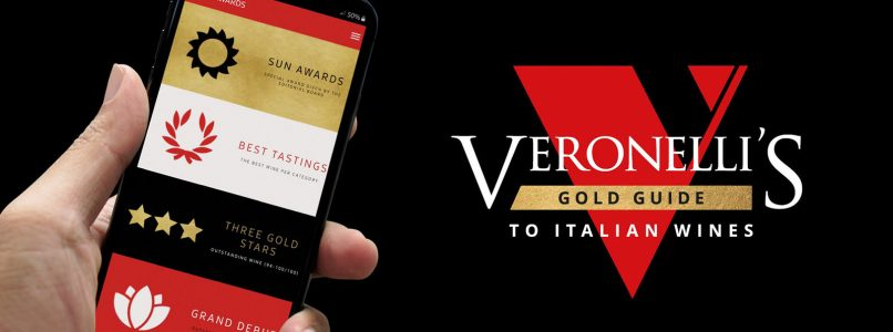 The first guide to Italian wines becomes an international app