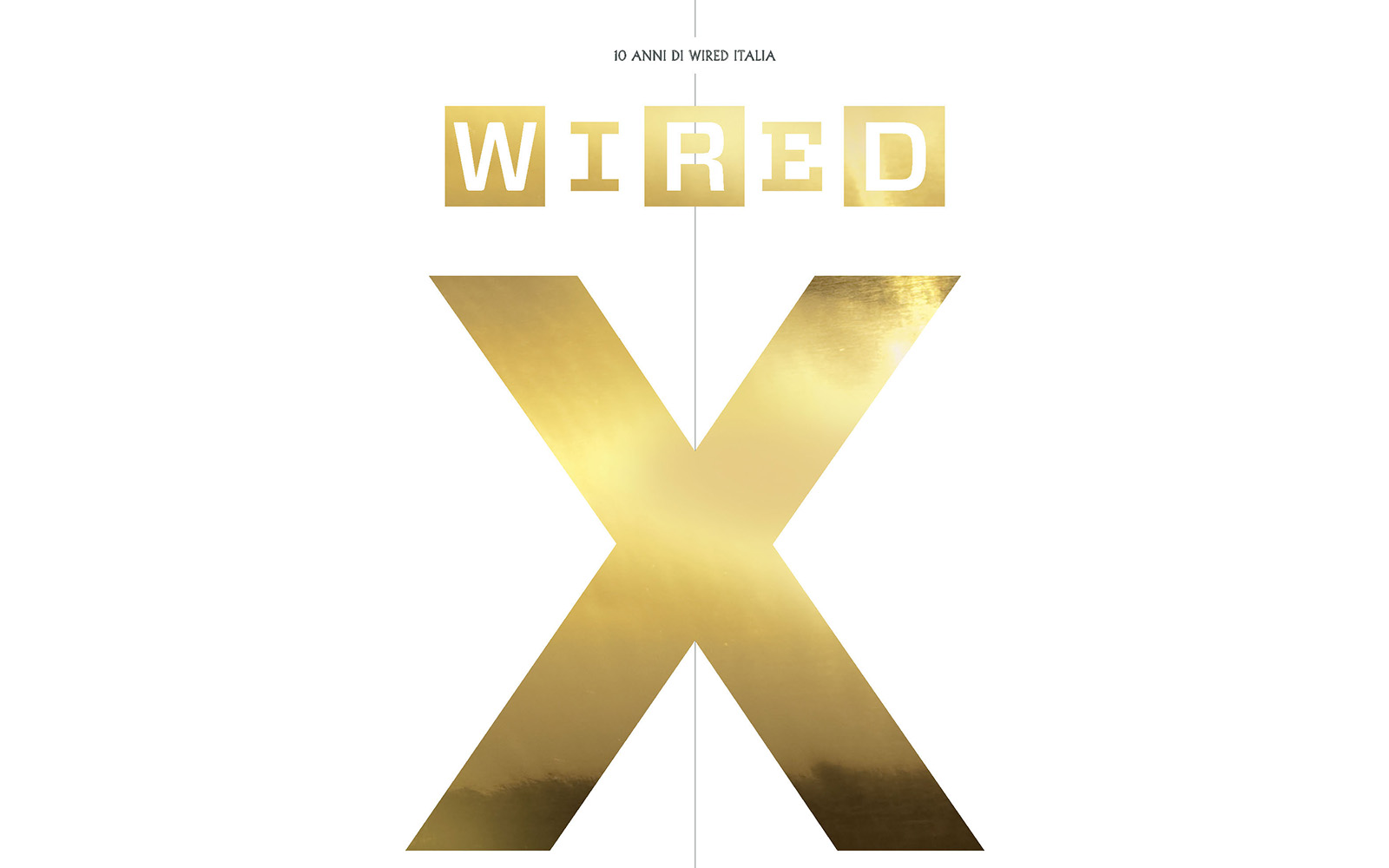 The new issue of Wired Italia, celebrating its 10th anniversary, is on newsstands