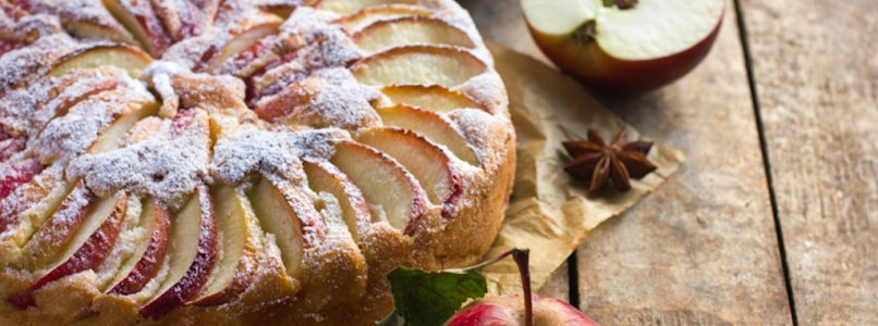 The perfect apple pie is like this!