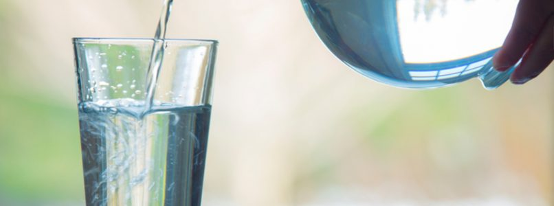 The secret of happiness? Eight glasses of water