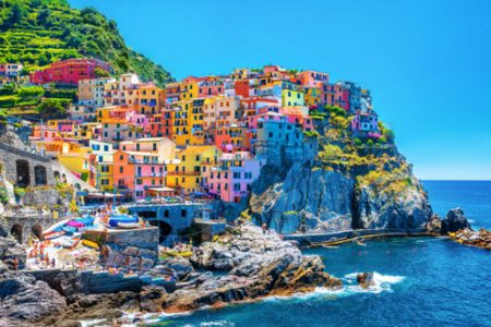 The villages of Italy are the most instagrammed in the world