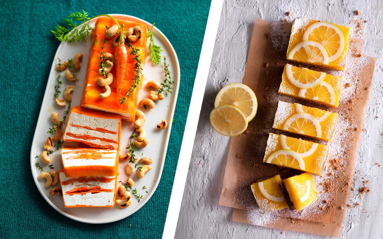 The winter sun shines with these recipes