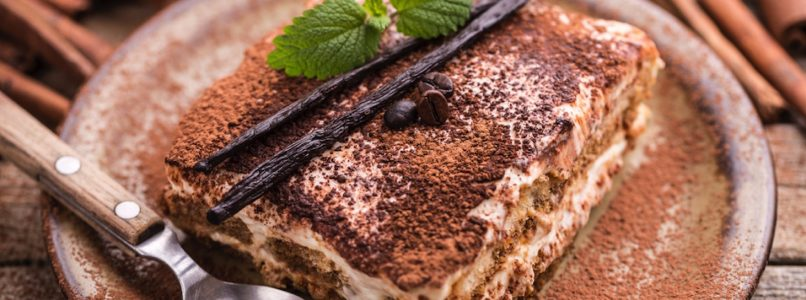 Tiramisu: alternatives to eggs
