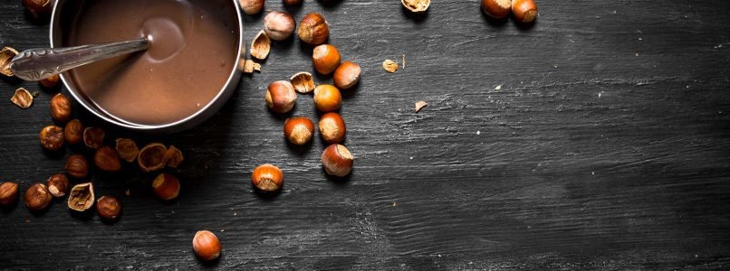Toasted hazelnuts, praline and caramelized: the recipes