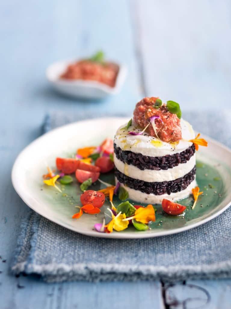 Venere rice: 10 easy recipes