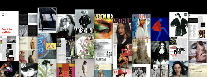 Vogue Italia opens its archives for free