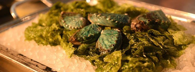 What is abalone and where to taste it