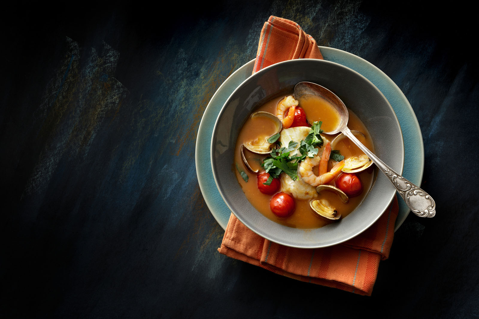 What wine to combine with fish soup?