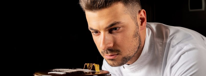 Who is Nicolò Moschella, the pastry chef among the 100 under 30 of Forbes Italia
